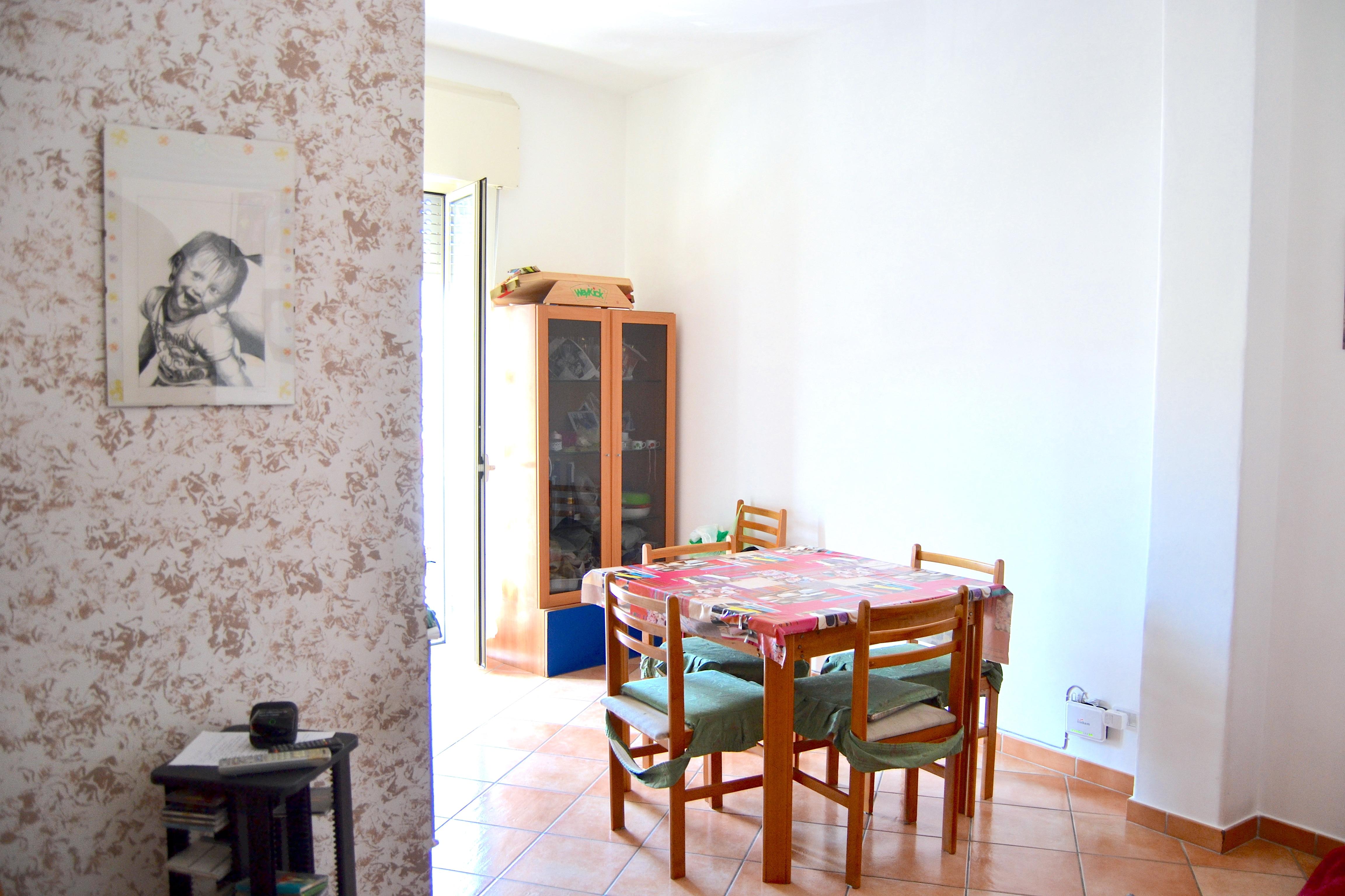 Gaeta Lungomare Caboto. Appartamento ristrutturato in vendita a Gaeta.