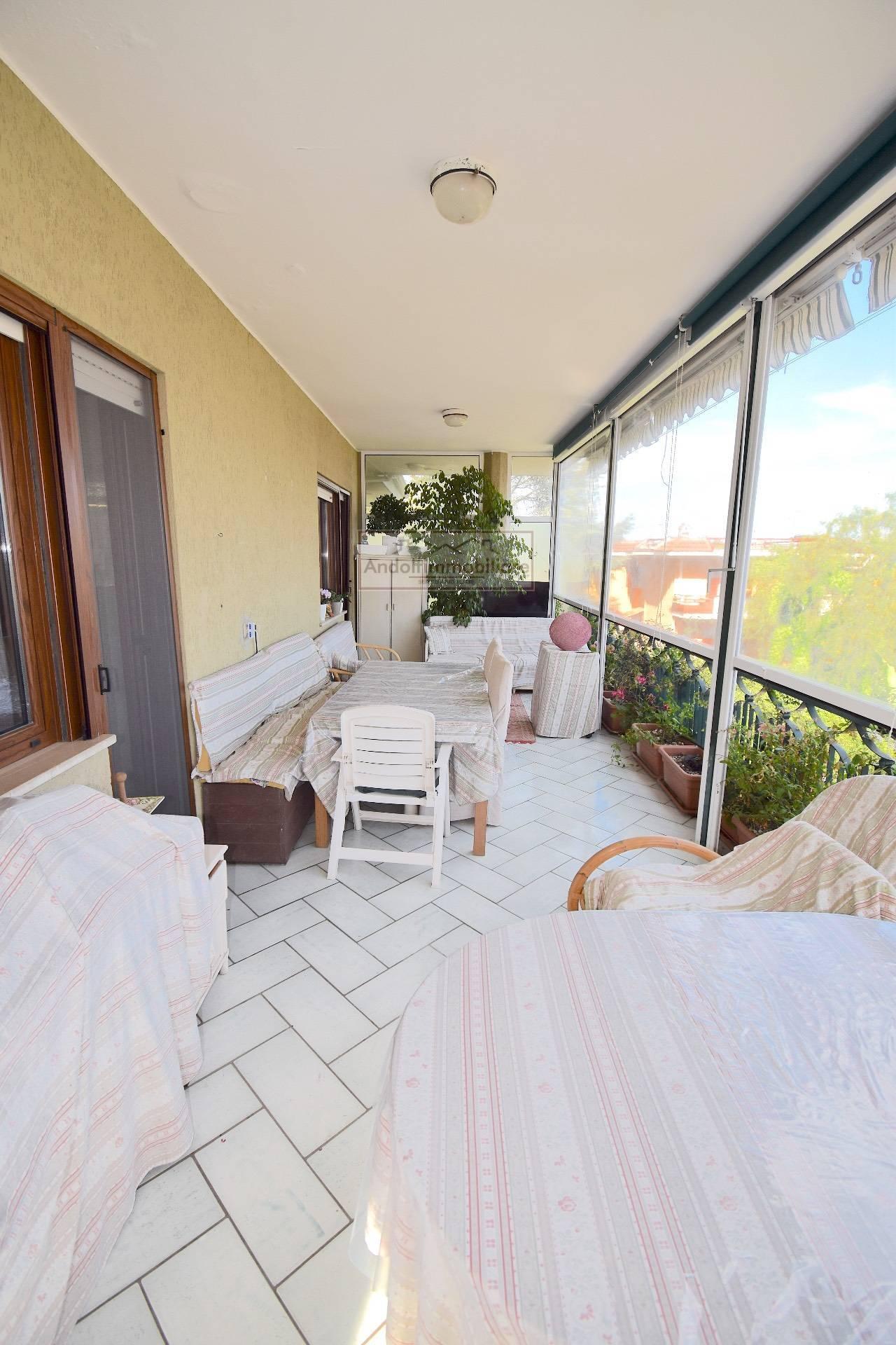 Formia Vindicio. Appartamento con terrazza a livello a 300 metri dal mare.